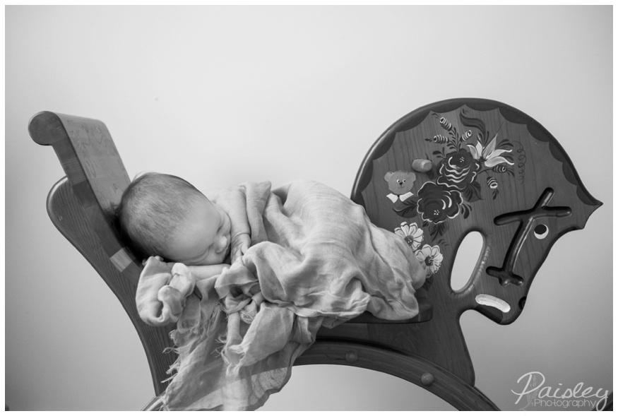 Rocky Horse Newborn Photography