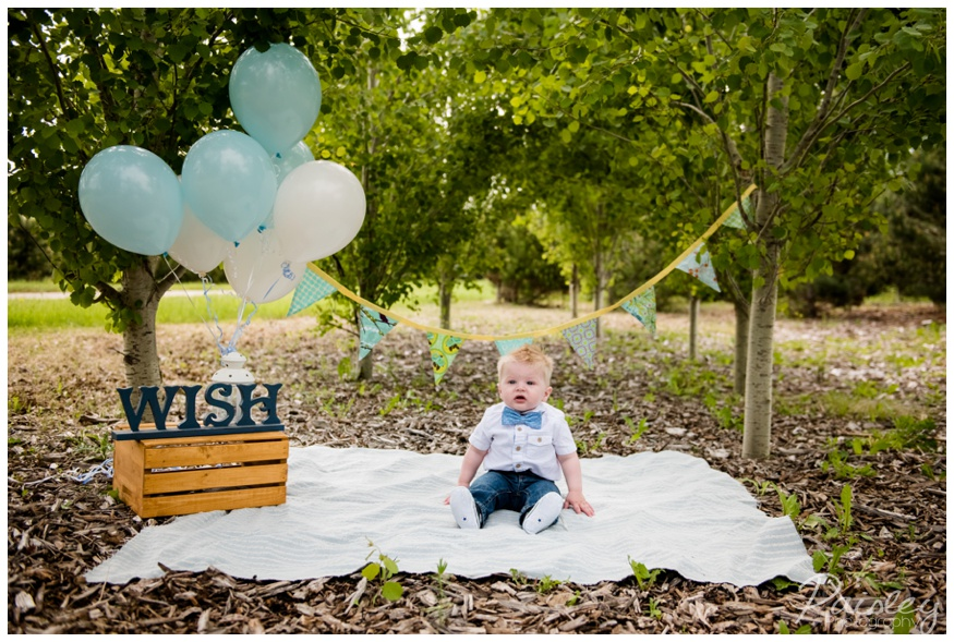First Birthday Photography Session Calgary