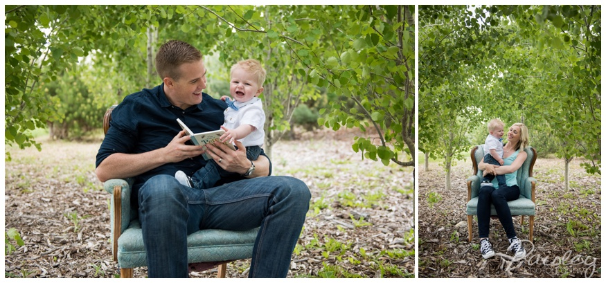 First Birthday Photography Session