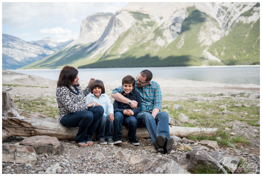 Banff Family Photography