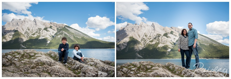 Family Photography Banff Alberta