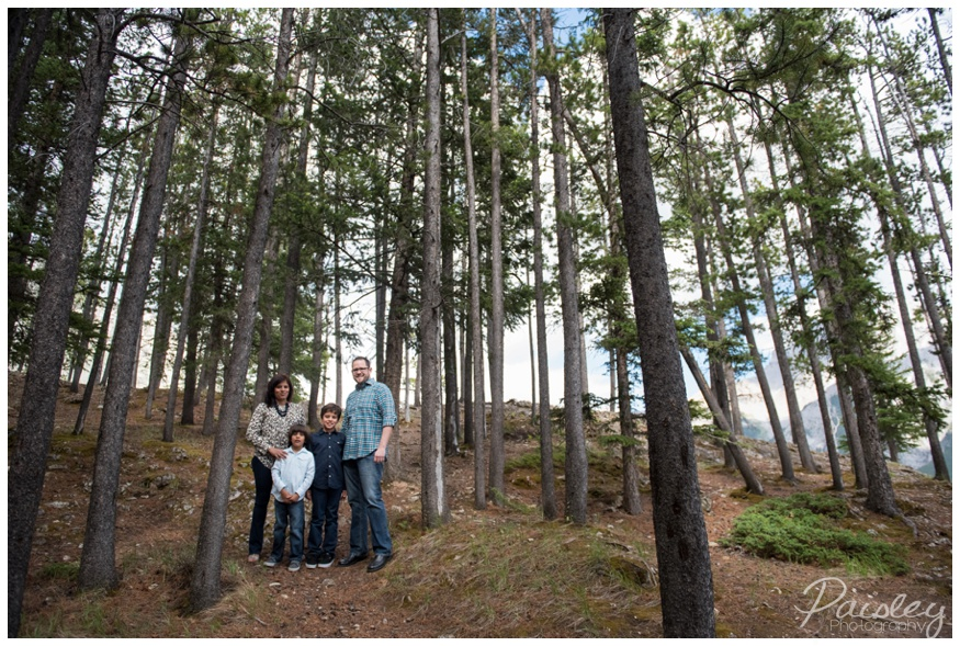 Family Photographer Banff