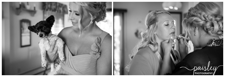 Bridal Getting Ready Photography Calgary