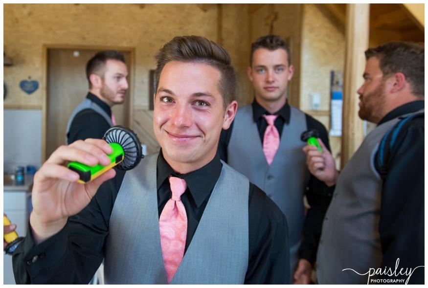 Calgary Summer Wedding Photography