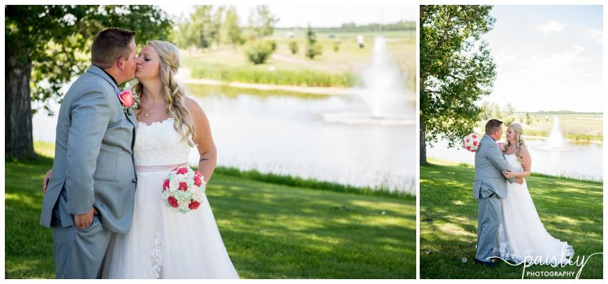 Acme Golf COurse Wedding Photography