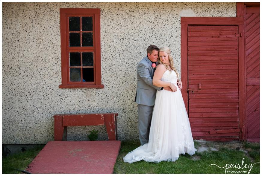 Acme Alberta Farm Wedding