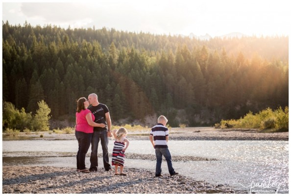 Town of Golden, BC Family Photography ~ The Janzen Family