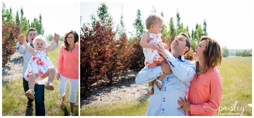 Summer Family Photographer Calgary