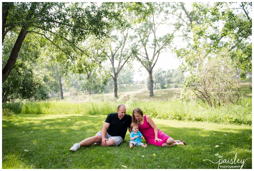 Confederation Park Family Photography