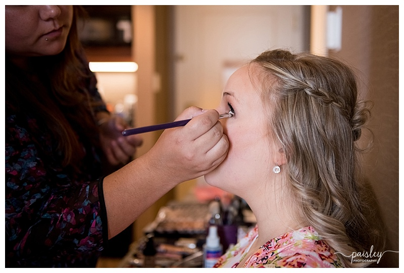 Bridal Getting Ready Photography