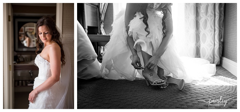 Calgary Bonaterra Trattoria Wedding
