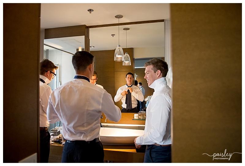 Hotel Le Germain Wedding Calgary