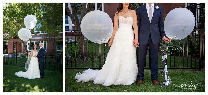 Urban Wedding Photography Calgary