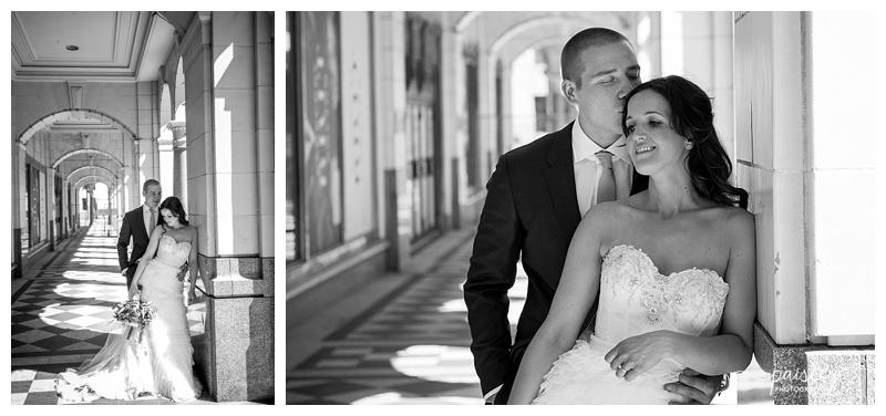 Stephen Ave Wedding Photography Calgary
