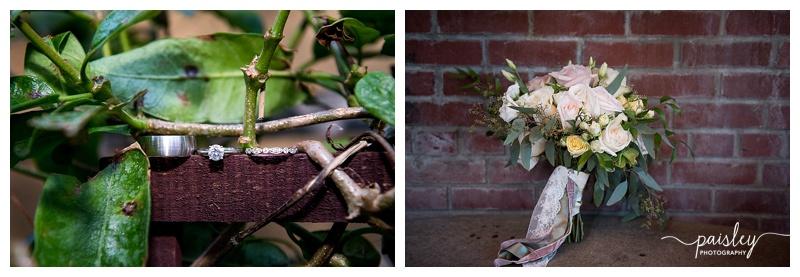 Fleurish Flower Shop Wedding Bouquet