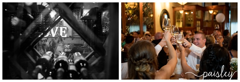 Bonterra Restaurant Wedding Calgary Alberta