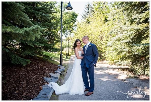 Bonterra Trattoria Restaurant Wedding ~ Cameron+Mallory's Calgary Wedding