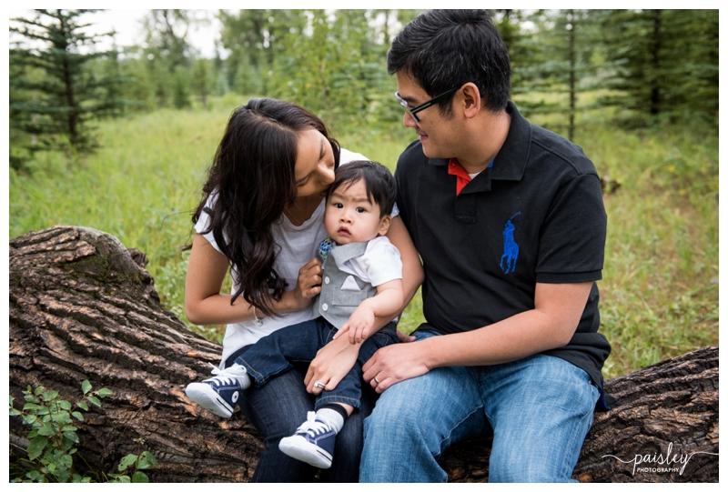 Calgary Park Family Photography