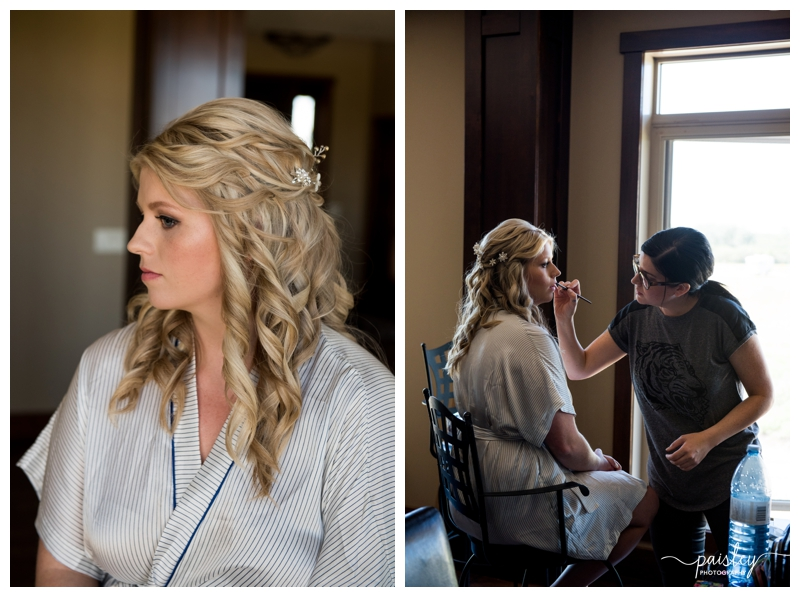 Calgary Bridal Getting Ready Photography