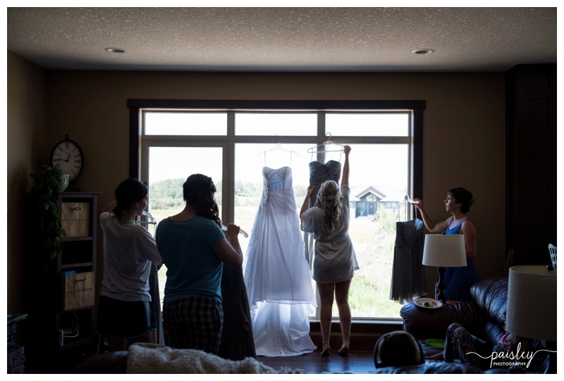 Okotoks Wedding Photographer