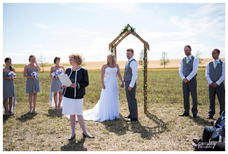 Prairie Wedding Photography Alberta