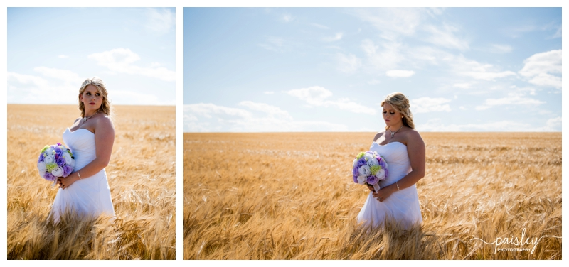 Country Bride, Calgary Wedding Photography