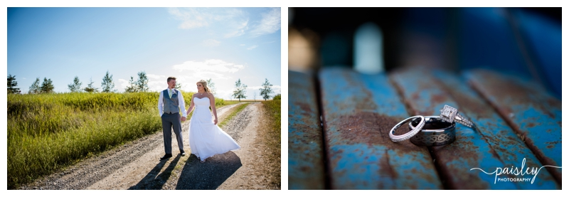 High River Wedding Photographer