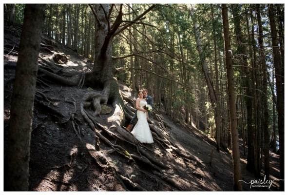 Cochrane Wedding Photographer – Mike & Kim's Cochrane Ranch House Wedding