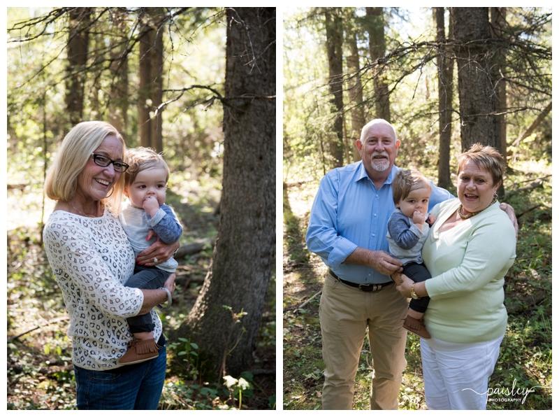 Extended Family Photography Calgary Alberta