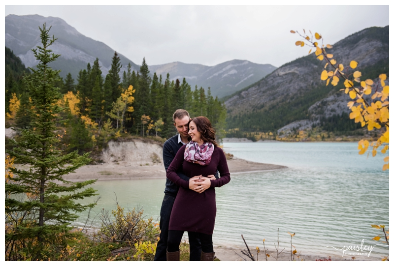 Kananaskis Engagement Photos