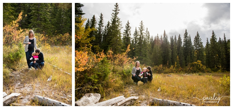 Maternity Photography Canmore