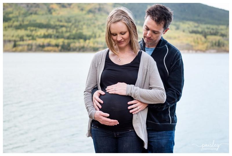 Kananaskis Maternity Session