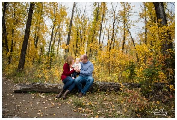 Autumn Family Photography Session ~ Dolan's Calgary Family Photography