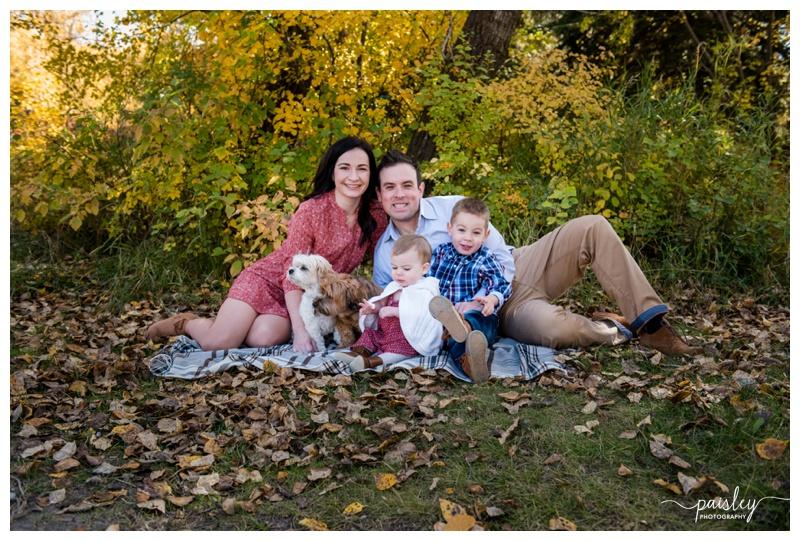 Calgary Sandy Beach Family Photography