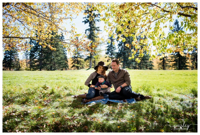 Boho Family Photos Calgary