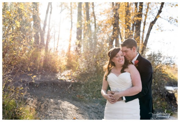 Calgary Wedding Photographer- Ryan+Lauren's Blue Devil Golf Course Wedding