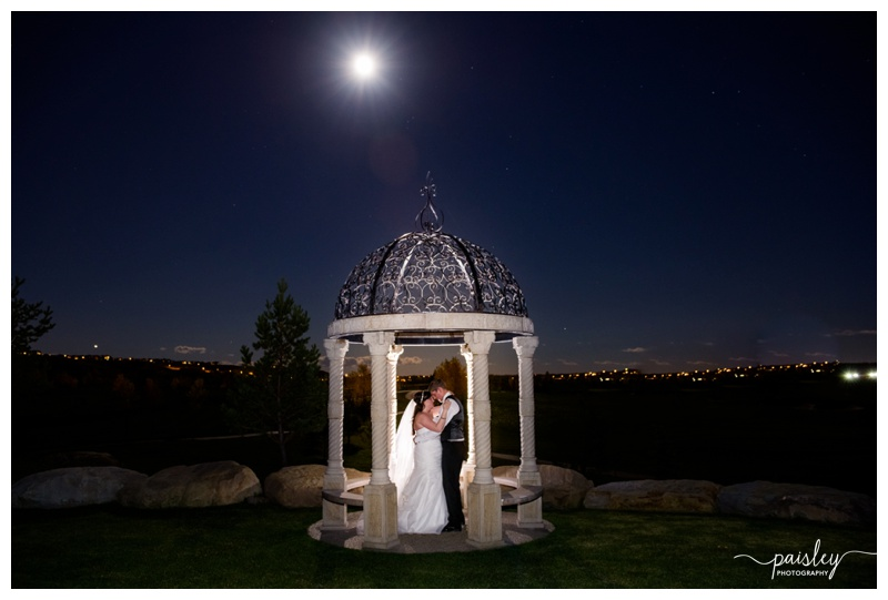 Blue Devil Golf Course Wedding Photos