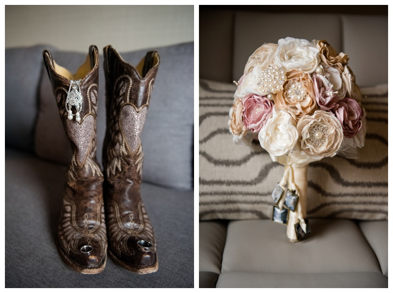 Country Wedding Details- Calgary Wedding