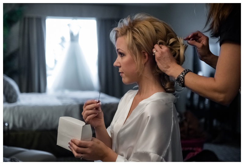 Bridal Getting Ready Wedding Photography Calgary