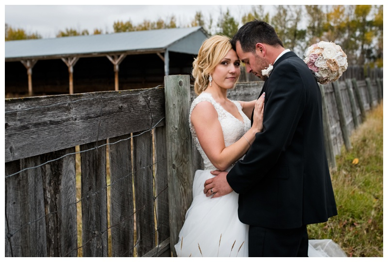 Willow Lane Barn Wedding Olds