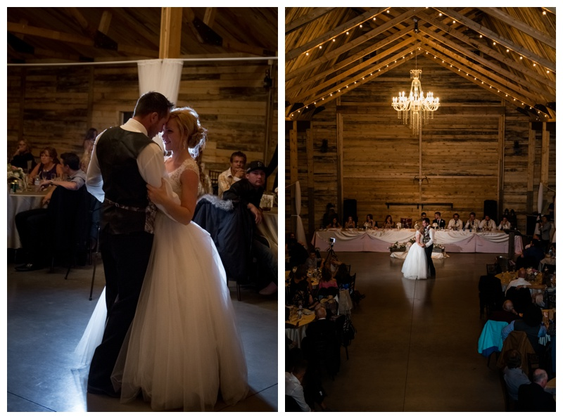 Olds Wedding- Willow Lane Barn