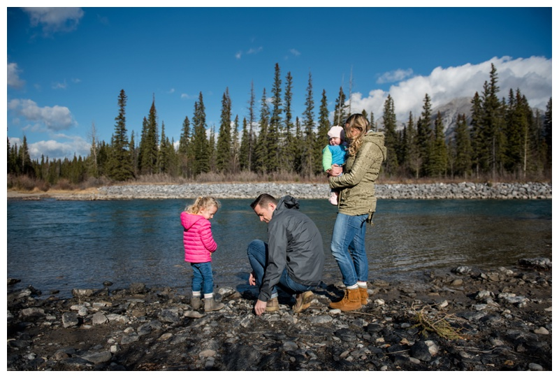 Mountain Family Photography Canmore Alberta
