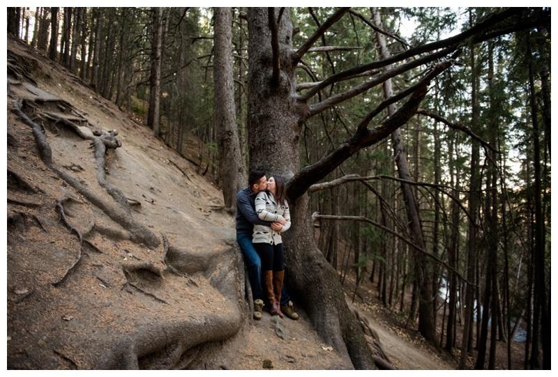 Engagement Photography Cochrane Alberta