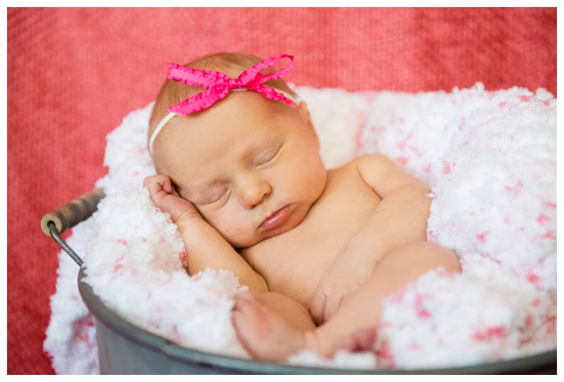 Airdrie Newborn Photographer