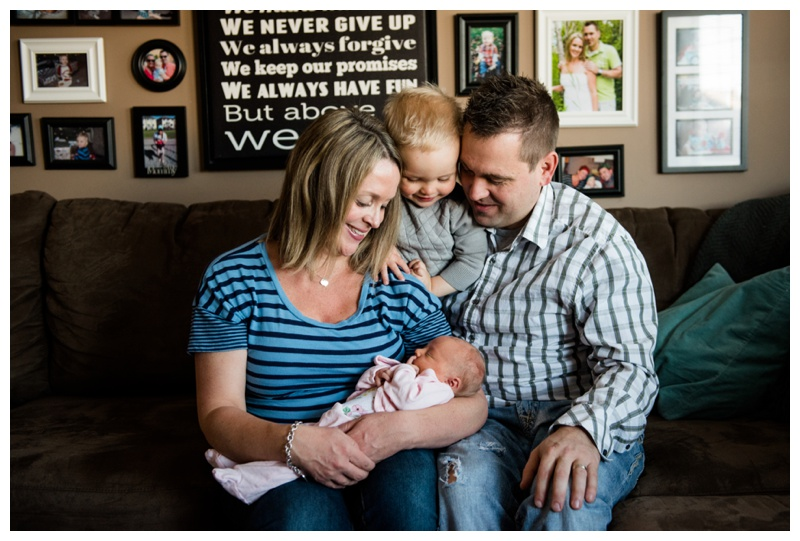 Airdrie Newborn Photography
