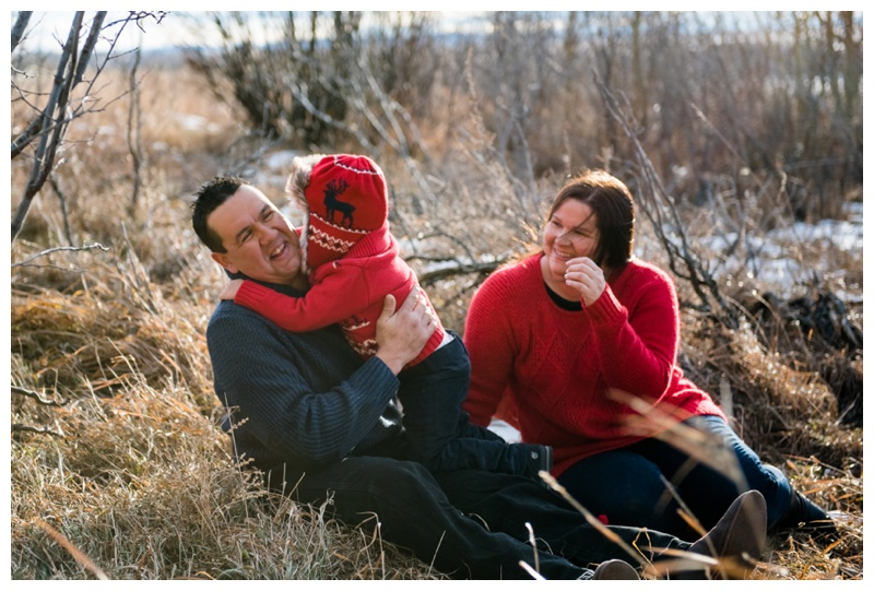 Glenbow Ranch Provincial Park Family Photos