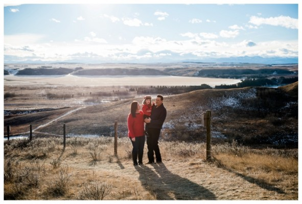 Glenbow Ranch Winter Family Photography ~ Cochrane Family Photographer