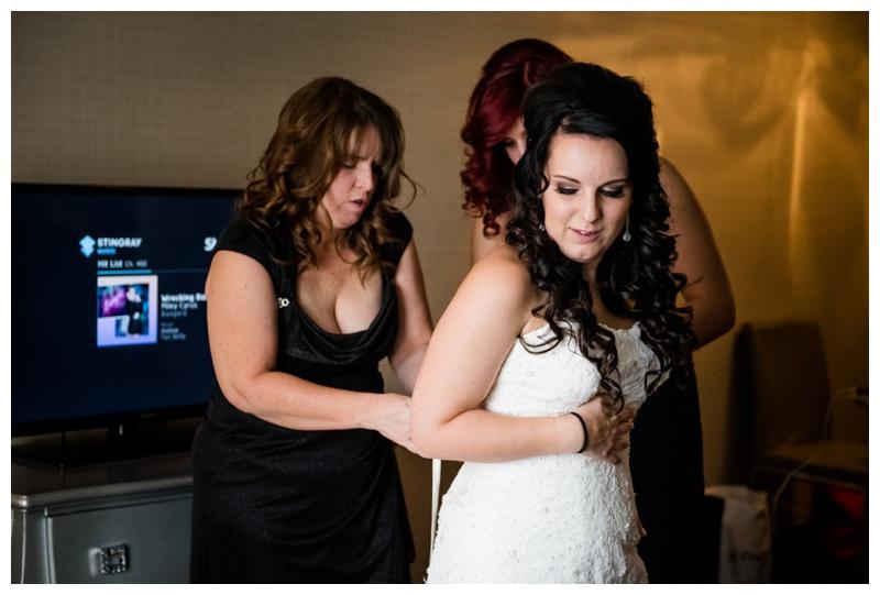 Bride Getting Ready Photos Calgary