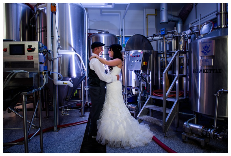 Olds Distillery Wedding Photography