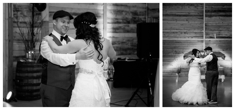 First Dance Photography Calgary